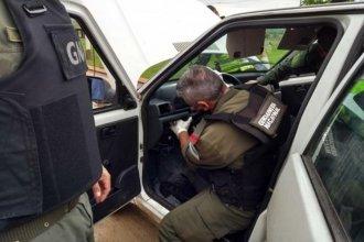 Hallaron droga de máxima pureza oculta en un auto: tendría como destino Entre Ríos