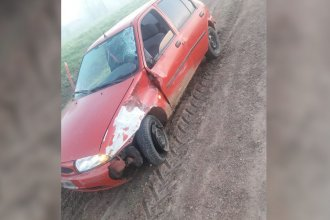Motociclista falleció tras chocar con un auto: la conductora estaba alcoholizada
