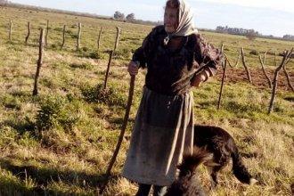 Encontraron sin vida a la anciana que estaba desaparecida
