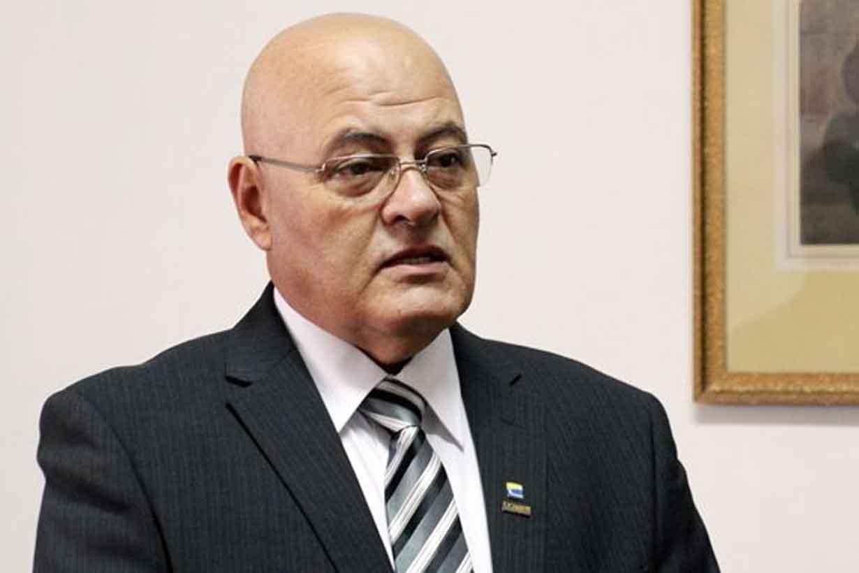 El polémico Horacio García Daglio