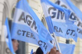 Agmer: Si no hay oferta antes del 25, habrá nuevo plan de acción