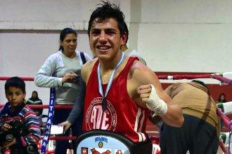 """""""Chivito"""" Godoy, campeón entrerriano"""