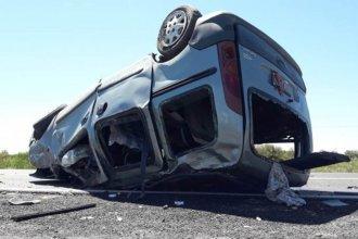 Trágico: una joven murió en un accidente ocurrido en ruta 12