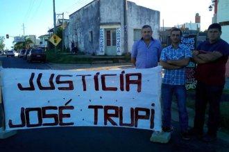 """En el acceso norte a Concordia, pidieron justicia porque """"le robaron la vida"""" a Trupiano"""