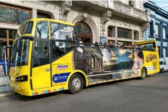 Una tarde en el bus turístico, contada por los viajeros