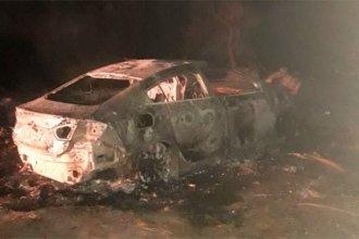 Habría sido intencional: incendiaron el auto de un futbolista de Patronato