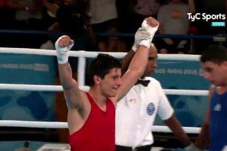Otra joven promesa entrerriana se convirtió en oro en los Juegos Olímpicos