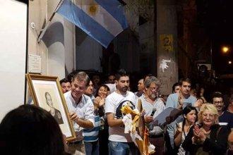 Tras la foto con Urribarri y Kicillof, Piaggio dijo que forma parte del peronismo que está con la gente