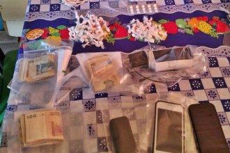 Operativo por narcomenudeo en Concordia: una mujer fue detenida
