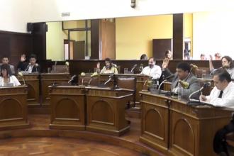 La carta documento de un candidato a Juez de Paz generó un acalorado debate entre concejales