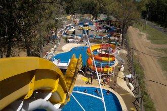 Por una huelga de personal, cerró el Parque Acuático Salto Grande