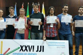 Entrerrianos fueron premiados en encuentro latinoamericano de jóvenes investigadores