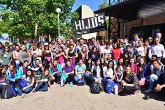 """Un centenar de estudiantes cerrará el programa """"Jóvenes por la memoria"""""""