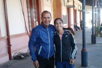 Cansado de la contaminación en tierra entrerriana, reconocido atleta se va a España