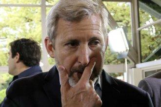 Frigerio le respondió a Carrió: ¿Qué dijo de su posible candidatura a gobernador?