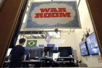 """Facebook activó su """"War room"""", una sala  especial para luchar contra las noticias falsas"""