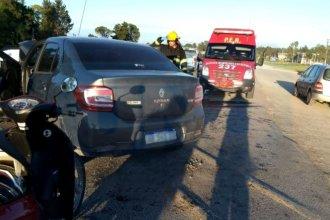 Violento choque frontal provocó otra muerte en Entre Ríos