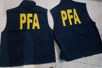 Buscan a delincuentes que robaron casi 200 mil pesos vestidos como policías de la Federal