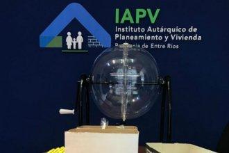 Atención al sorteo de viviendas para docentes que se viene en Concepción del Uruguay