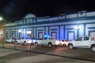 Allanan la jefatura de Policía: Hay efectivos detenidos en causa por venta de drogas