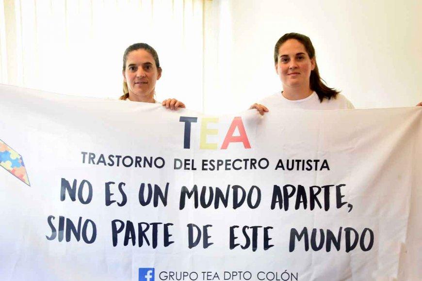 Grupo Tea Colón Unidos Para Pedir Por La Ley Y Generar