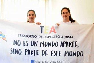 Grupo TEA Colón: Unidos para pedir por la ley y generar conciencia sobre el autismo