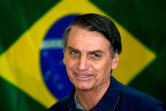 Bolsonaro se impuso en el ballotage y es el nuevo presidente de Brasil