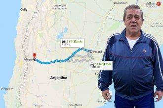 Peligra la continuidad de Balla en el gobierno: Debe explicar por qué fue a Mendoza en auto oficial