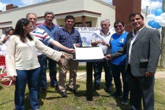 Tras larga espera, un centenar de familias inauguran viviendas del IAPV en El Brillante