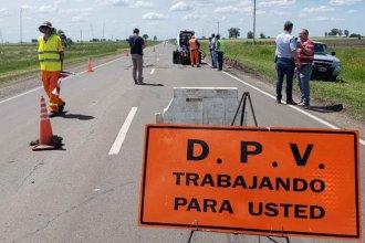 """Petitorio al gobernador: En pleno bacheo, reclaman la """"urgente reparación"""" de la ruta 23"""