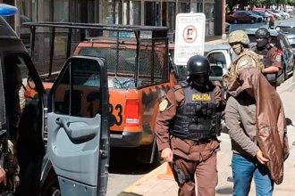 Policías detenidos por narcotráfico declararon que consumen drogas