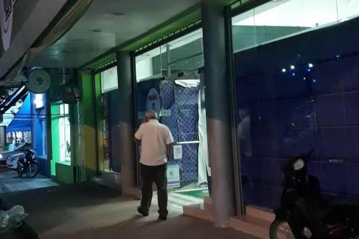 El Entrerriano también cerró sus puertas en Colón.