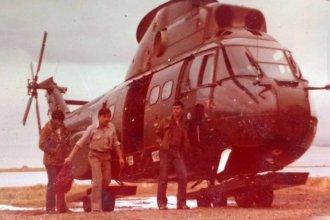 Un sargento entrerriano caído en Malvinas, más cerca de ser buscado