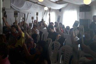 Agmer rechazó la propuesta del gobierno y convoca a parar 48 horas