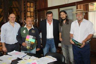 """Encuentro Internacional """"Tambores por el Río"""""""