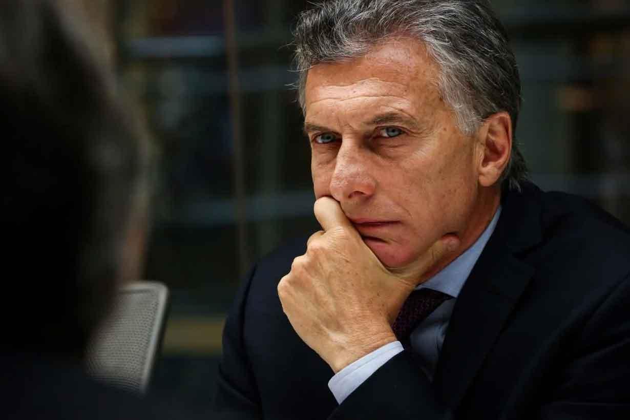 Macri deslizó un reproche a la provincia