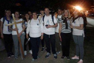 Multitudinaria peregrinación: Intenciones, promesas y agradecimientos, rumbo a Arroyo Barú