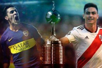 Superfinal intensa: Boca y River empataron la ida de la Copa Libertadores