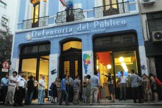 Defensoría del Público: audiencias de radio y TV, denunciando contenidos