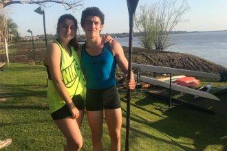 5 palistas concordienses competirán en el Argentino de Canotaje
