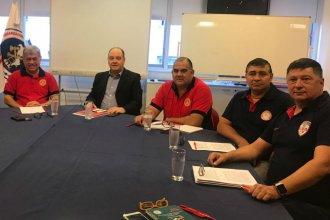 El Consejo Nacional de Bomberos apoyó el proyecto de un diputado entrerriano