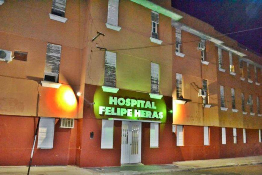 Conflicto en el Hospital Heras: la provincia requirió el cese de la medida  de fuerza - Noticias - Elentrerios.com