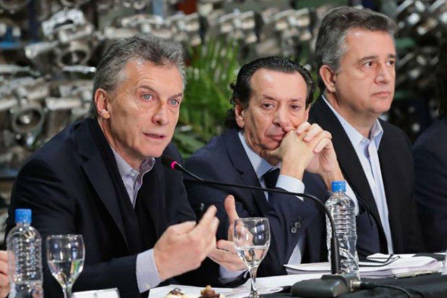 Macri, con Sica y Etchevehere, ¿juntos?