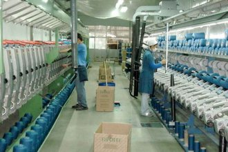 La recesión golpea con fuerza al Parque Industrial: Despidieron a 7 obreros de una fábrica textil