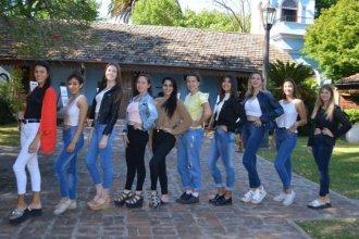Ellas son las 10 aspirantes al título de Miss Villa Elisa 2018