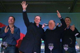 Busti vuelve al ruedo para apoyar a Bordet, llamar la atención al PJ y dar su candidato para Paraná