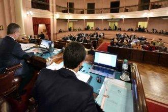 Dos urribarristas encabezarían la lista de diputados provinciales de Bordet