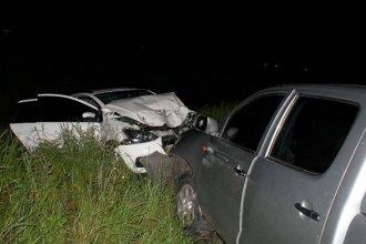 Falleció una mujer que había sufrido un grave accidente en Ruta 18