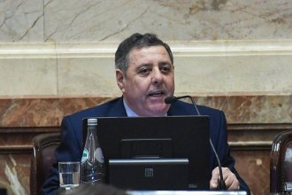 """De Angeli dijo que el presupuesto """"ordena las cuentas públicas"""""""