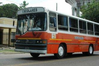 Fin del conflicto: Transportistas de escuelas rurales volvieron al trabajo